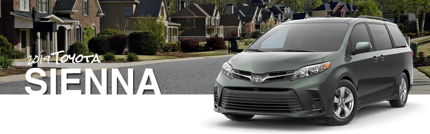 Al Hendrickson Toyota 2019 Sienna