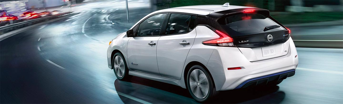 2019 Nissan LEAF Electric Vehicles In Greensburg, PA Near Monroeville