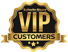 Sutherlin Nissan VIP Customers