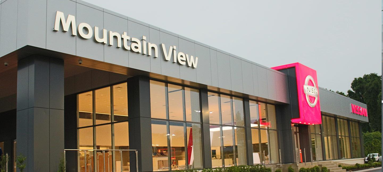 Mtn View Nissan of Dalton