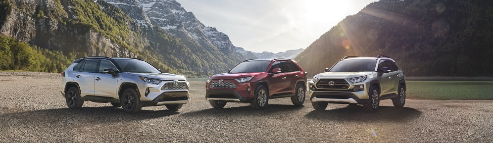 Click to Shop 2019 Toyota RAV4