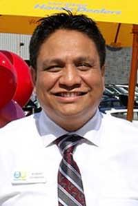 Robert  Chumacero   Bio Image