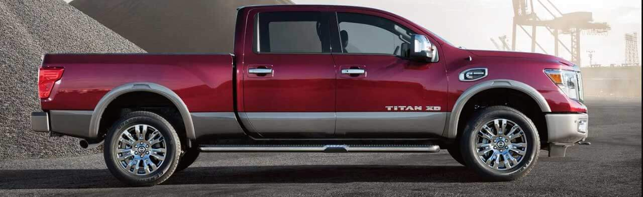 Snag A 2018 Nissan Titan XD Pickup In Titusville, FL Near Melbourne