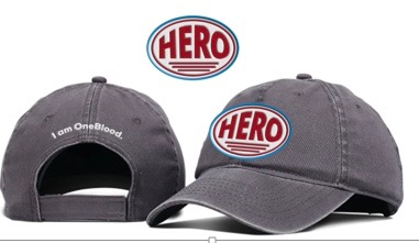 hero - i am one blood hat