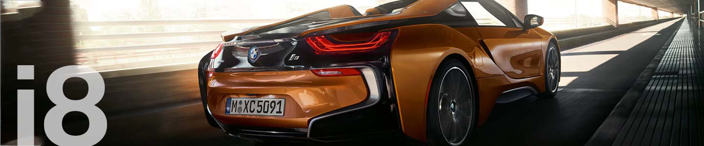 2019 BMW i8 Coupe and i8 Roadster For Sale In Bloomfield, NJ