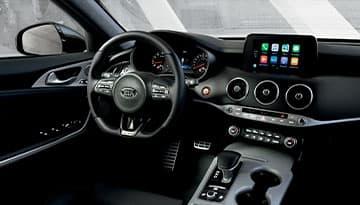 2019 Kia Stinger Smart Interior