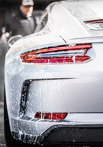 Car Wash Porsche | 26th Street Auto Center