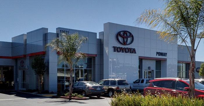Toyota Of Poway New Used Car Dealer In Poway Near San Diego Ca