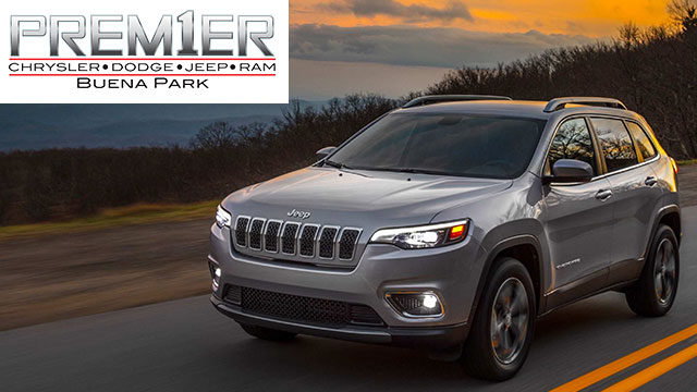 2019 Jeep grand Cherokee Premier CDJR Buena Park