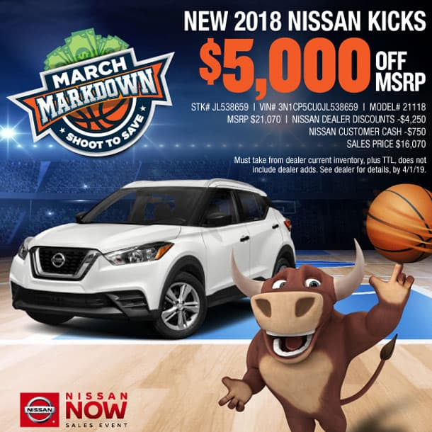 For Sale Now In Waxahachie, TX Is A 2018 Nissan Kicks