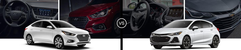 Pride Hyundai 2019 Accent VS Cruze