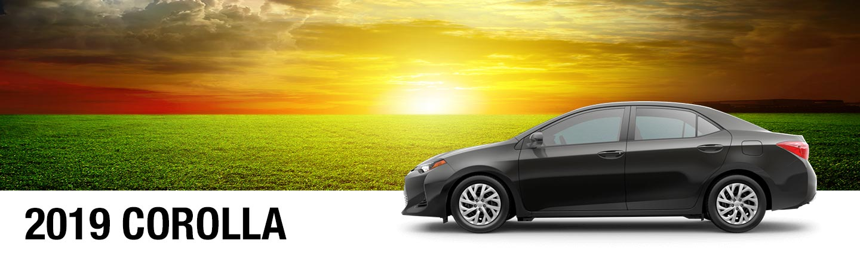 Snag A Versatile 2019 Toyota Corolla In Houma, LA Near Morgan City