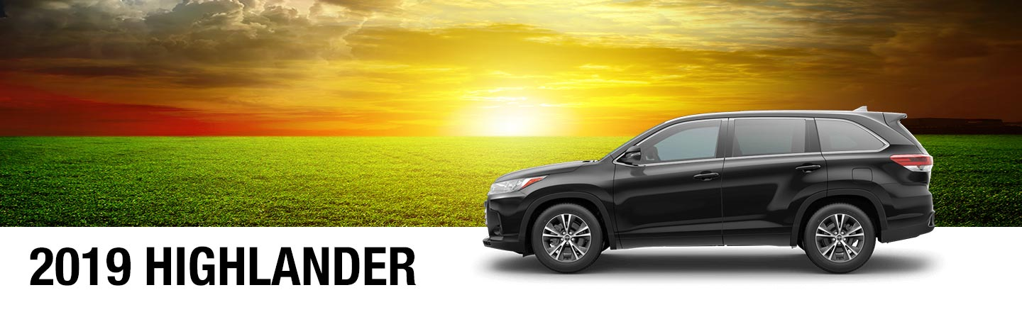 2019 Toyota Highlander Models For Sale In Houma, LA Near Morgan City