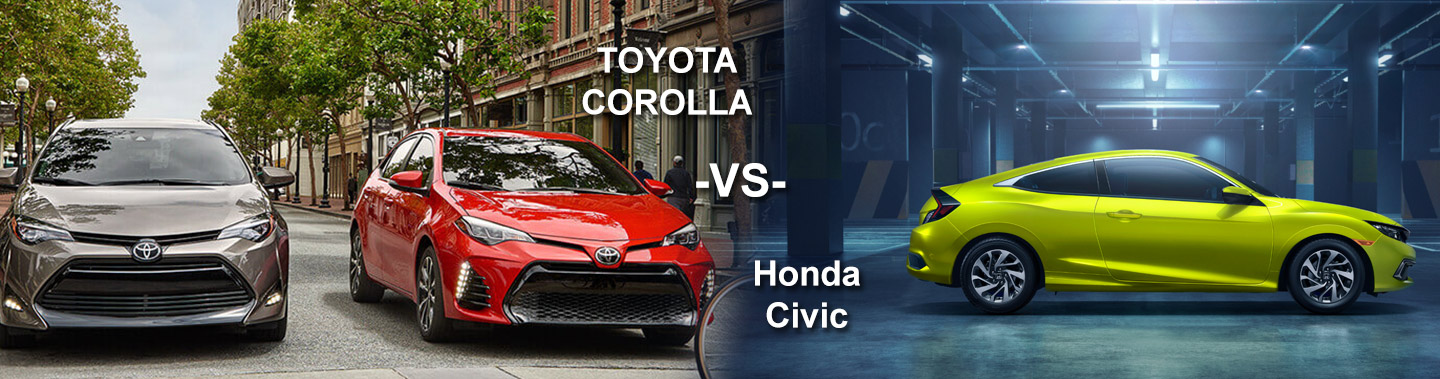 Mike Johnson Hickory Toyota | 2019 Toyota Corolla vs Honda Civic