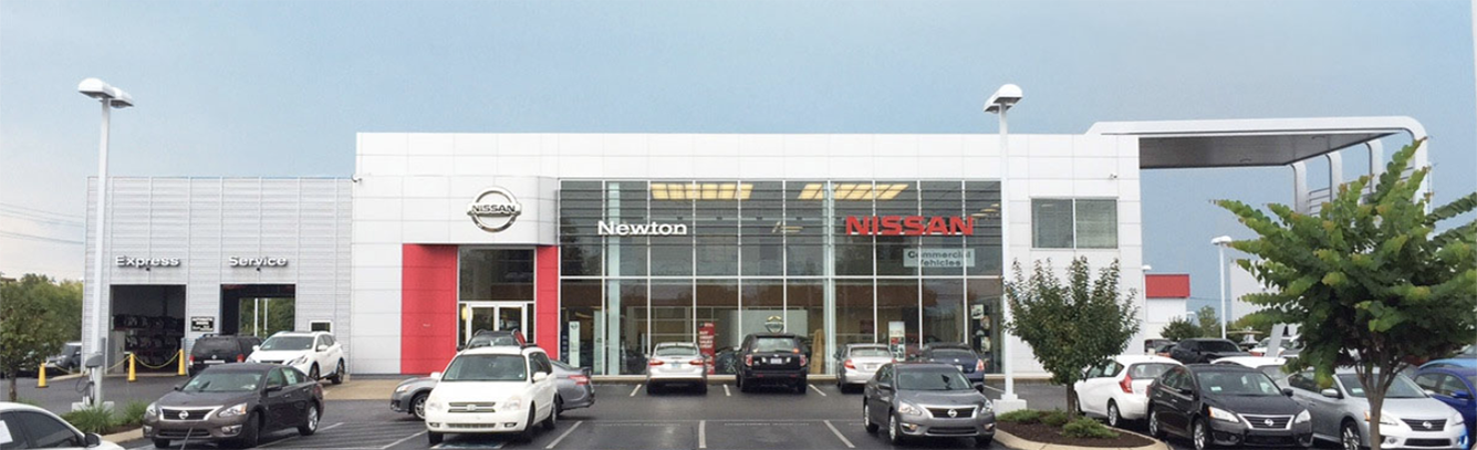 Car Lots In Nashville Tn >> About Our New Used Tennessee Car Dealer Newton Nissan Of