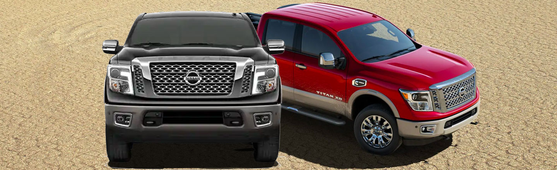 Nissan Titan & Titan XD Trucks in Pasco, WA