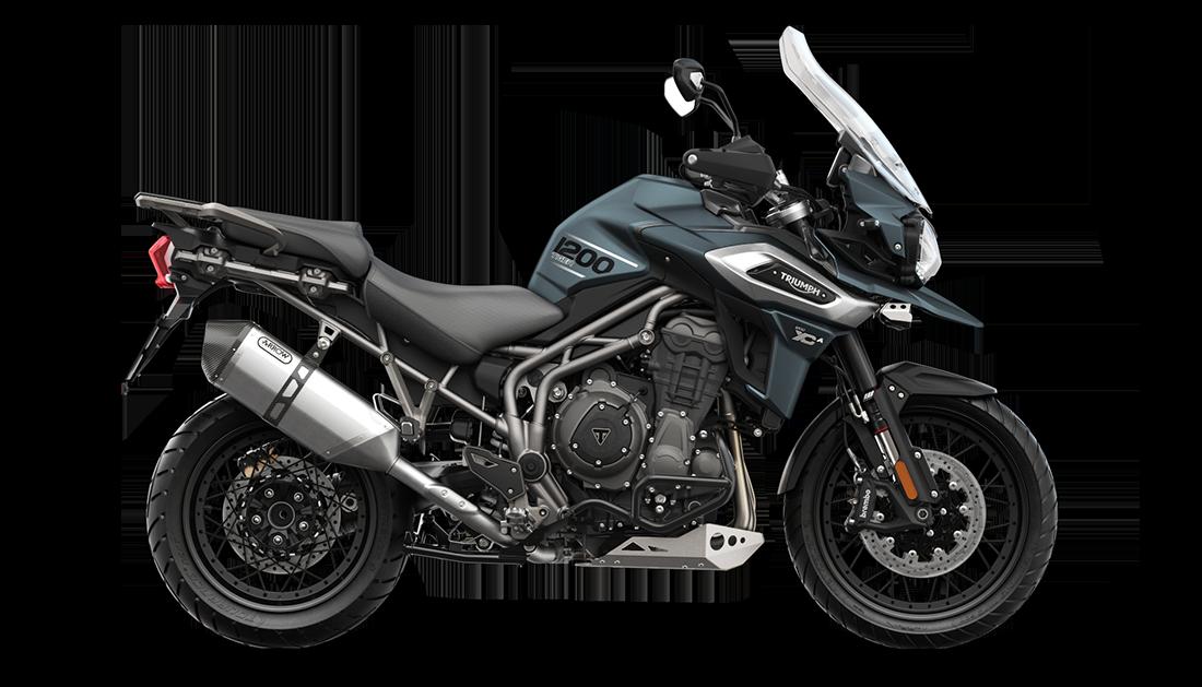 2019 Tiger 1200 Xca In Gladstone Or Latus Triumph Motorcycles