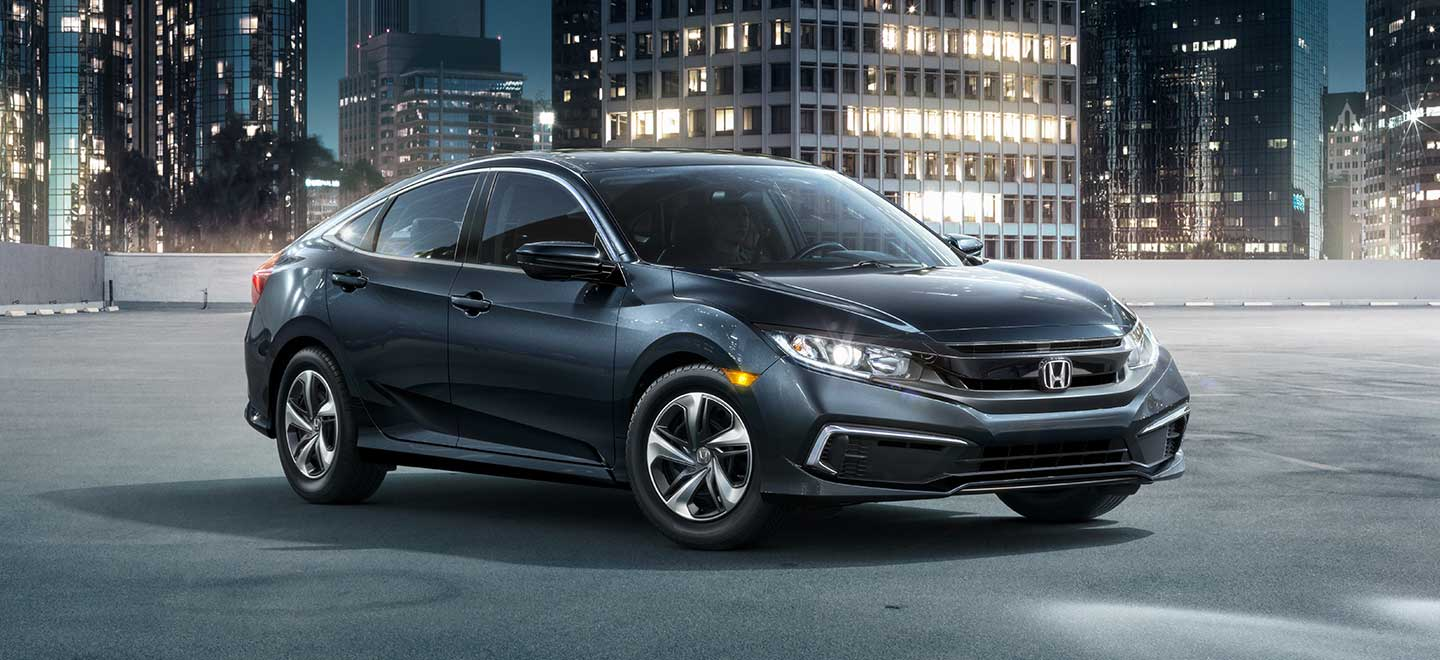 The 2019 Honda Civic is available at our Honda dealership in Lake City