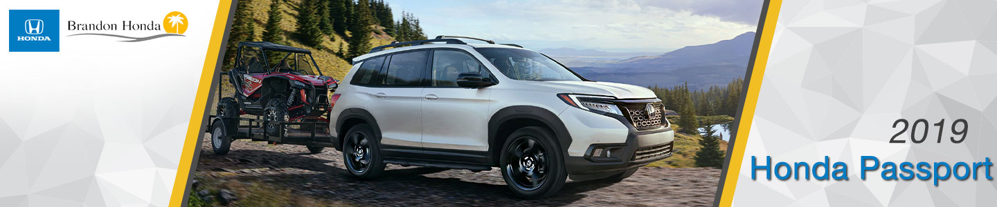 Brandon Honda 2019 Honda Passport
