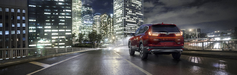 Lease a Honda CR-V