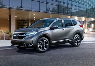Honda CR-V Leasing Deals