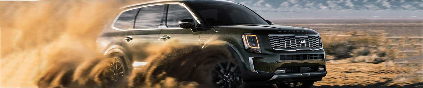 Explore the new 2020 Kia Telluride in Pelham, Alabama