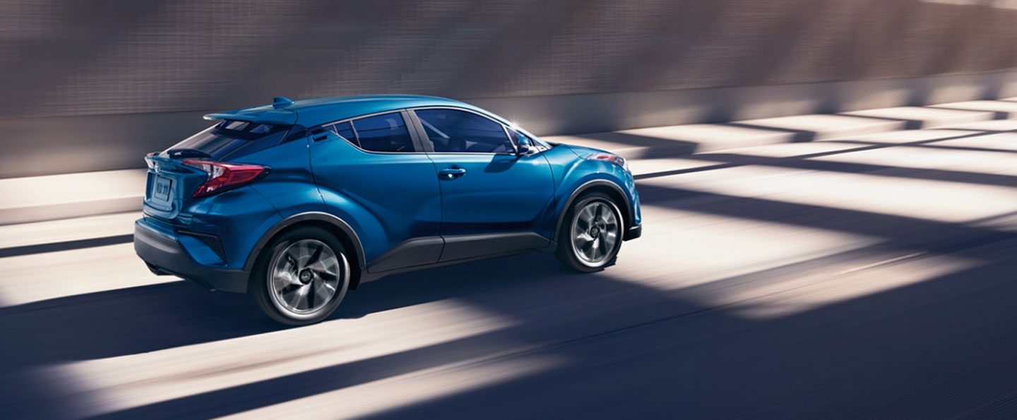 Toyota Of New Orleans >> 2019 Toyota C Hr Crossovers In New Orleans La Toyota Of New Orleans