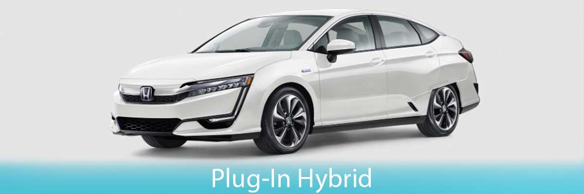 Honda Clarity Lineup