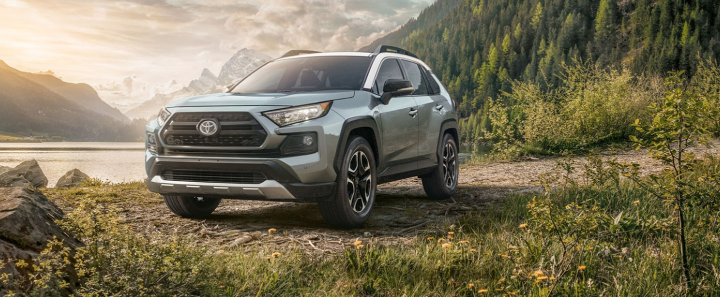 2019 Toyota RAV4 SUVs in New Orleans, LA | Toyota of New Orleans