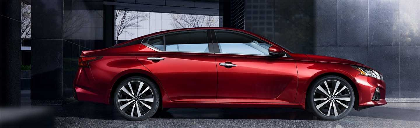 2019 Nissan Altima Sedans In Gallatin, Tennessee, Near Nashville