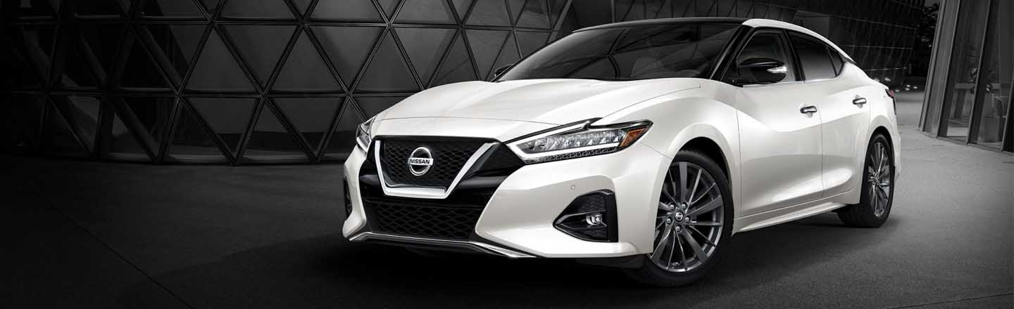 Snag A 2019 Nissan Maxima In Gallatin Near Hendersonville, TN Today