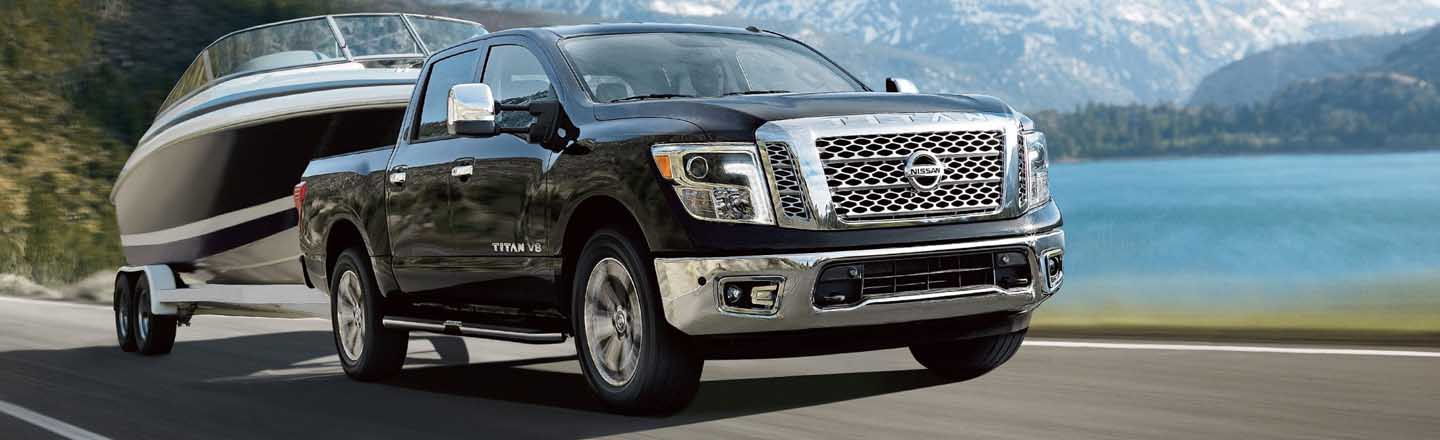 Snag A 2019 Nissan Titan From Our Tennessee Auto Dealer Near Nashville