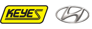 keyes hyundai logo