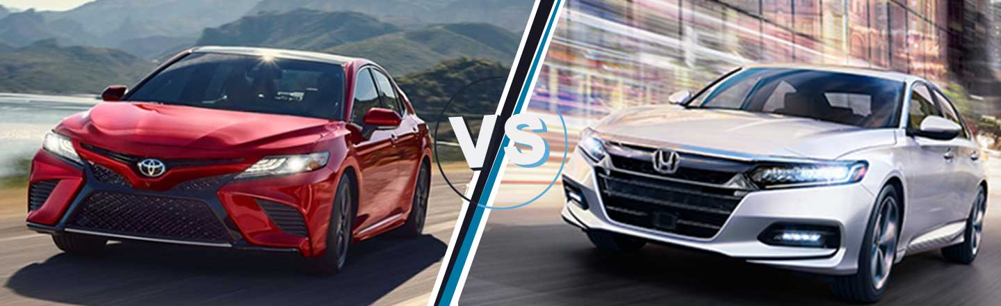 Camry Vs Accord >> New Accord Advantages Over Toyota Camry By Jefferson City
