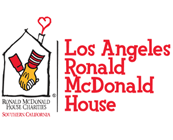 los angeles ronald mcdonald house logo