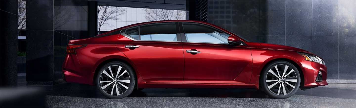 2019 Nissan Altima for Sale in Jackson near Ann Arbor, MI