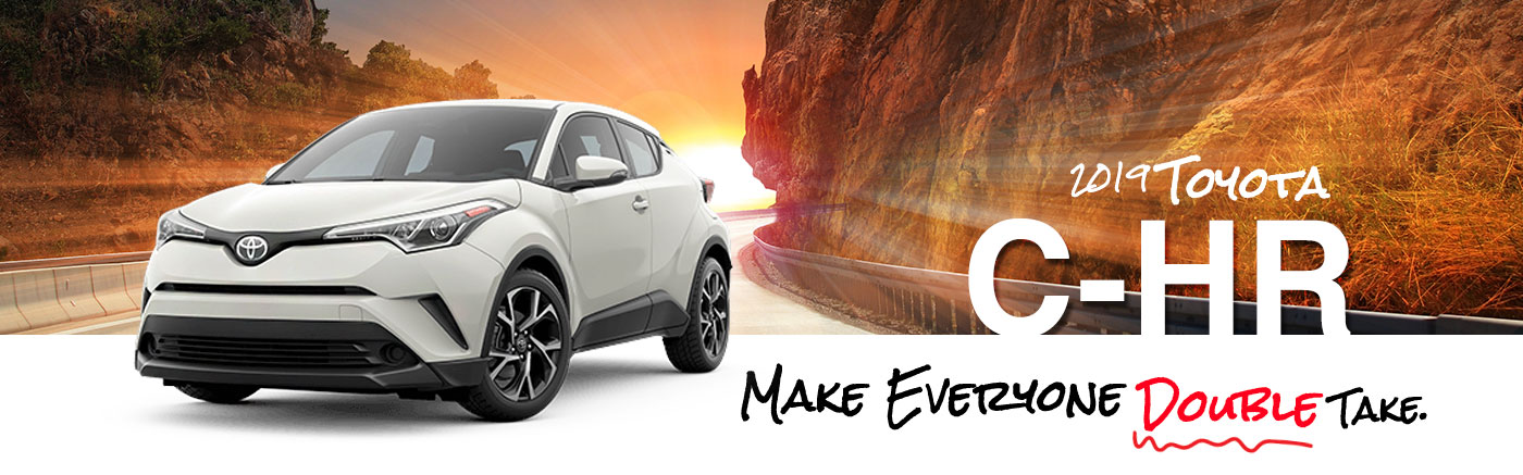 Explore The New Toyota C-HR Crossover Near Decatur, Illinois