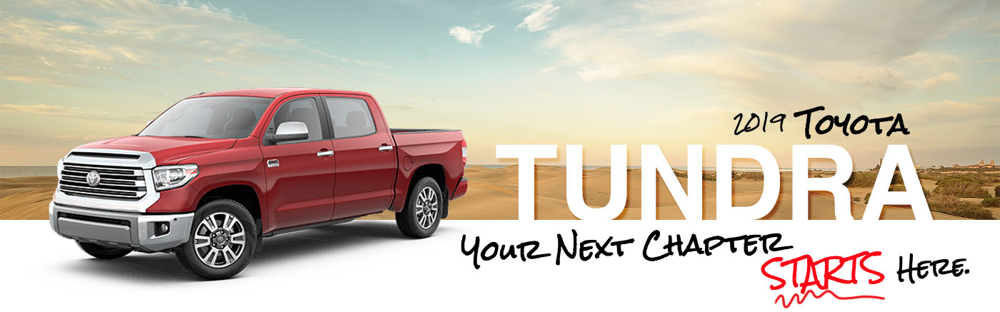Explore The New Toyota Tundra Near Decatur, Illinois