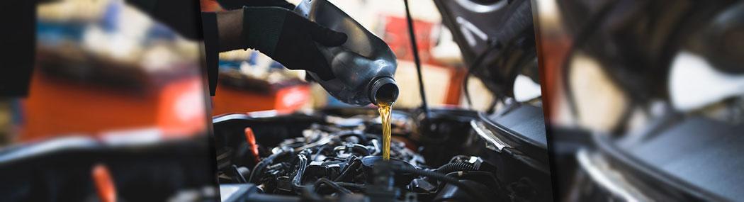 Steve Padgett's Danville Honda Oil Service