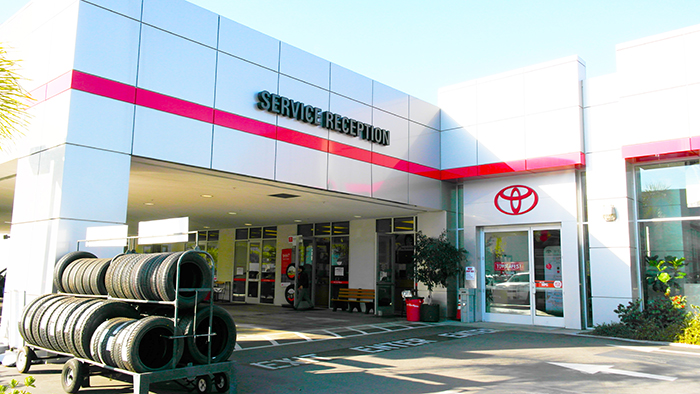 Toyota Service Repair Maintenance Near San Diego Toyota Of Poway