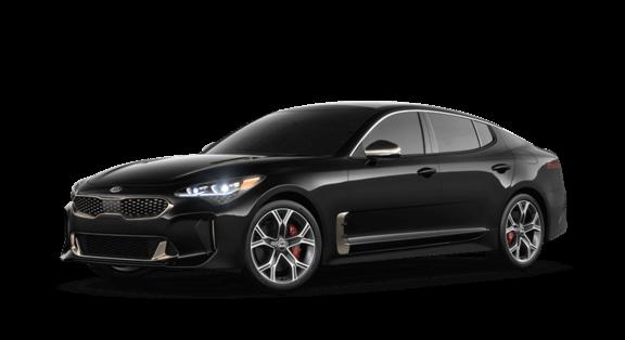 2020 KIA STINGER GT-LINE AWD
