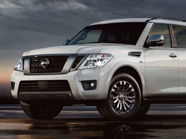2019 Nissan Armada Technology Features