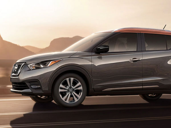 2019 Nissan Kicks Technology Features
