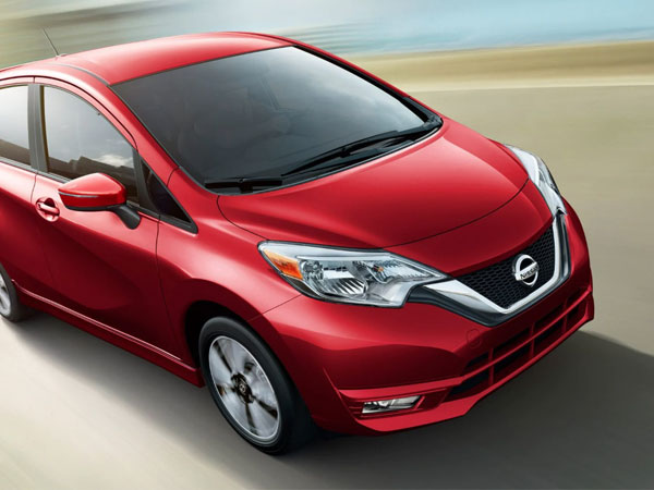 2019 Nissan Versa Note Technology Features
