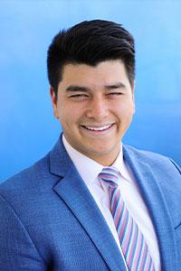 Ryan Huang Bio Image