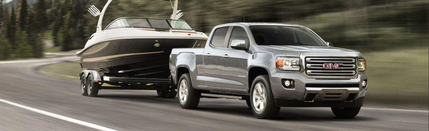 2019 GMC Canyon For Sale In Petoskey, MI