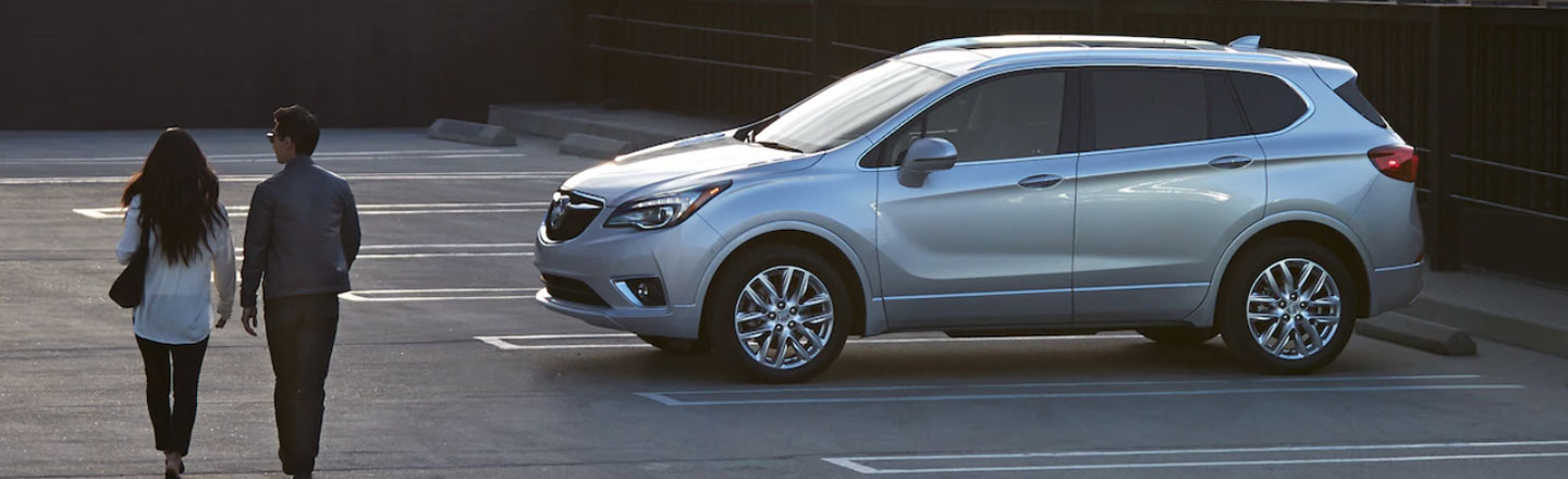 2019 Buick Envision For Sale In Petoskey, MI