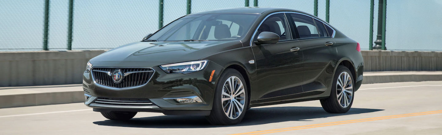 2019 Buick Regal For Sale In Petoskey, MI