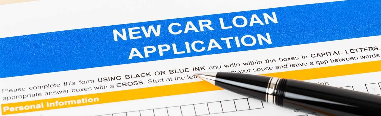 Credit Application in Gorham, NH
