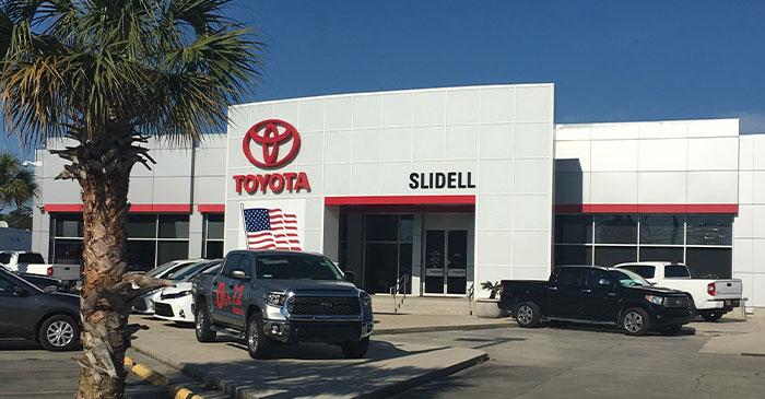Toyota Dealer Serving New Orleans In Slidell Louisiana Toyota Of